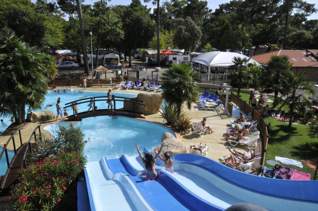 Camping royan parc aquatique baln o toboggan ideal - Office du tourisme saint georges de didonne ...